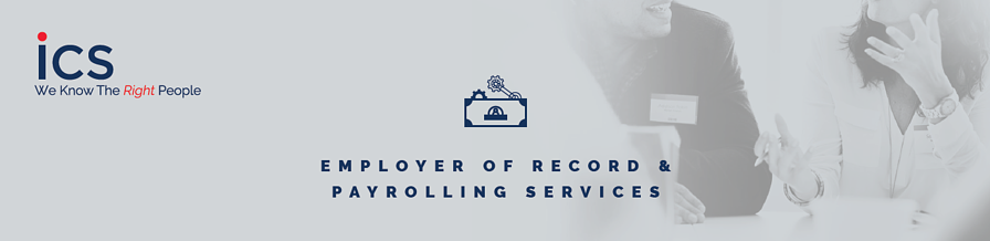 employer of record and Payrolling services